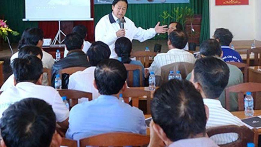 Hội thảo tập huấn về phát triển cây mắc ca tại Lâm Hà